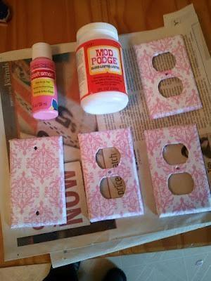 7 Amazing Home Decoration Ideas Using Scrapbook Paper