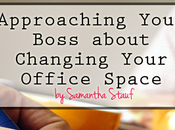 Approaching Your Boss About Changing Office Space