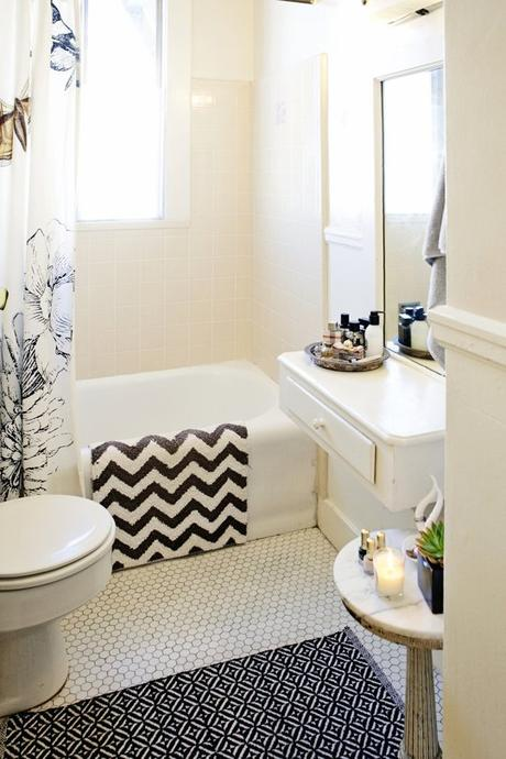 How To Make A Small Bathroom Look Bigger Using Clever Decor Tricks