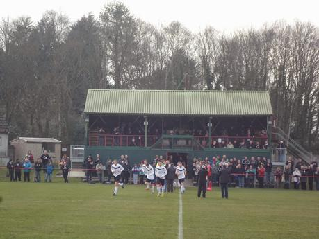 My Matchday - 442 Islecroft Stadium