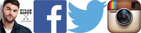 Dylan Scott Social Media