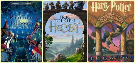 Fantastic Childhood Fantasy Books