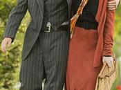 Clyde Barrow's Charcoal Chalkstripe Suit (2013 Miniseries)