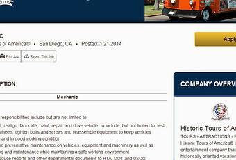 auto mechanic career essay