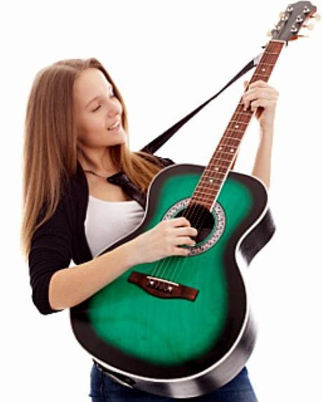 Cotton Guitar Strap