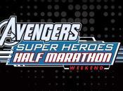 Inaugural Avengers Super Heroes Half Marathon