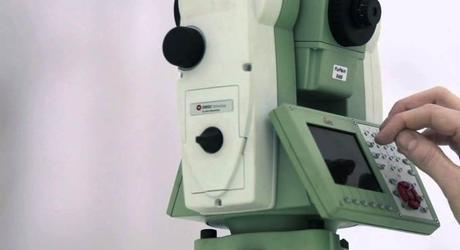 Total Stations - Viva TS15  - Leica