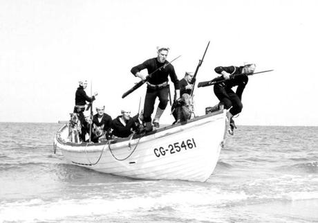 USCG patrol WW Two Official