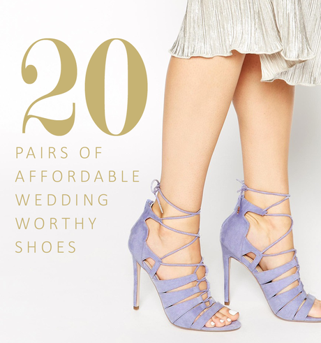 f12df0be4a12 20 Pairs of Affordable Wedding Worthy Shoes - Paperblog