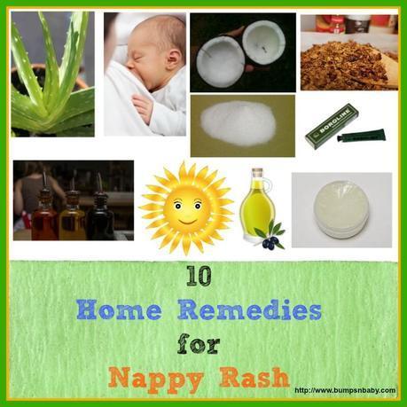 diaper rash treatement