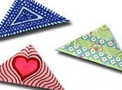 Envelope Corner Bookmarks