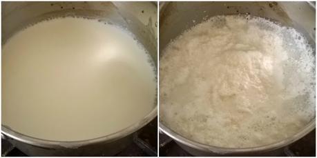 homemade cream cheese - how to make cream cheese