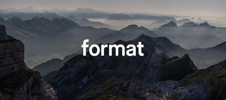 Lukas Dryja founder of Format: Portfolio for Creative Professionals