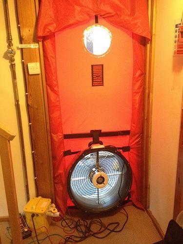 air pressure test