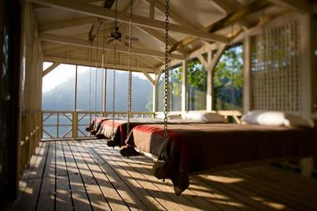 Sleeping Porch and Other Sunroom Covered Porches