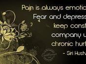 Depression Chronic Pain Hand
