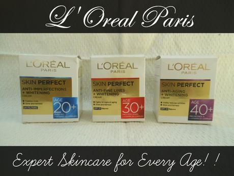 L'Oreal Paris Skin Perfect Anti-Aging + Whitening Cream (with SPF ...