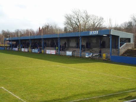 My Matchday - 444 Somervell Park