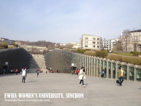 Ewha women's university