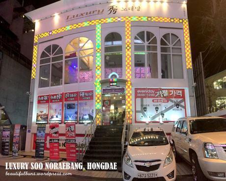 Hongdae Nighttime Luxury Soo Noraebang