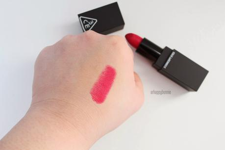 Stylenanda 3CE Dangerous Matte Lip Color in #807 Hypnotic Review