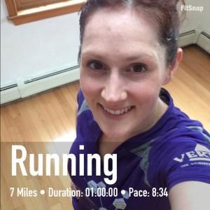 sat 7  mile run