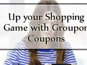 Your Shopping Game with Groupon Coupons