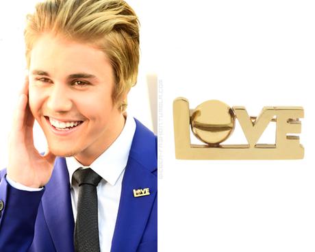 Cartier Love Pin