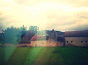 From Train Window Paris Provence