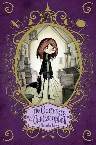 Book Review: The Courage of Cat Campbell by Natasha Lowe
