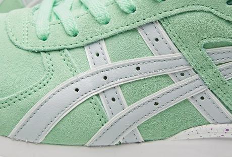 The Easter Bunny Left Sneaker Tracks Behind:  ASICS Easter Pack Sneakers