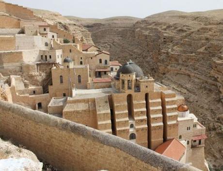 St. Stephen of Mar Saba Monastery, Jerusalem