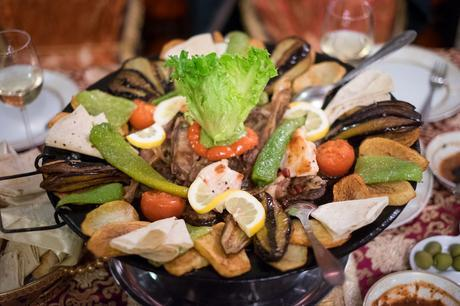 The best dishes of Azerbaijan Food