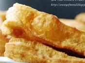 Tiao (Chinese Cruller Alum Version)