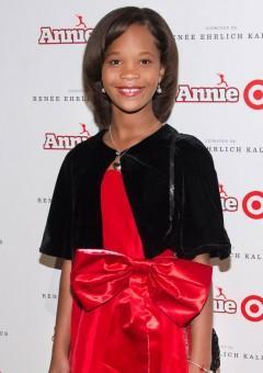 Star of Little Orphan Annie To Play the Role of Lilly in Movie Version of MILK-BLOOD