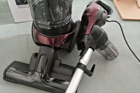 Samsung VU7000 Motion Sync 2 in 1 Vacuum Cleaner | FIRST IMPRESSIONS | REVIEW