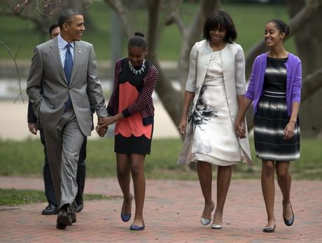 easter-obama-family