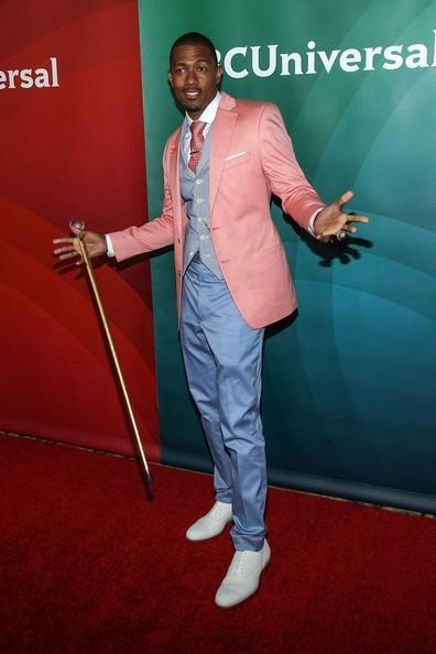 nick-cannon-pink-easter-suit