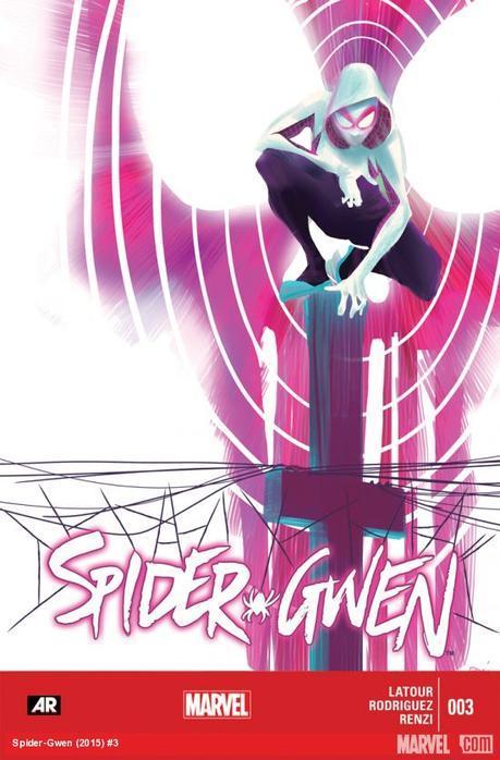 Spider Gwen #3