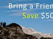 Save $500 Guided Hiking Tour