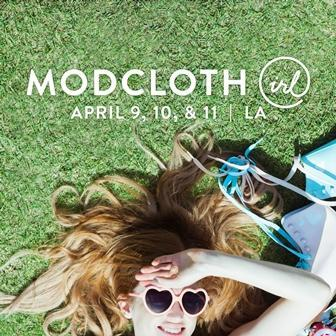 ModCloth IRL