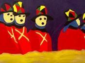 Painting Mardi Gras 2015 Endymion Three