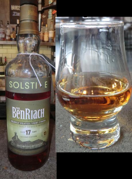 Benriach: Solstice 17 year 2nd Edition (Scottish Speyside Single Malt ...
