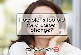 too old for a job essay Working during college has many benefits many students feel that taking on a part-time job will distract from their studies at school it can seem overwhelming to.