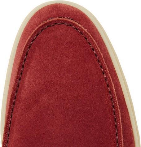 Loro Piana Summer Walk Shoe