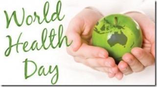 world health day 2015 logo