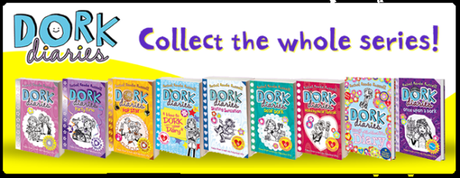 Competition & book review: Dork Diaries Tv Star