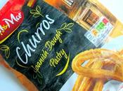 Lidl Churros Ready Made Spanish Dough Pastry