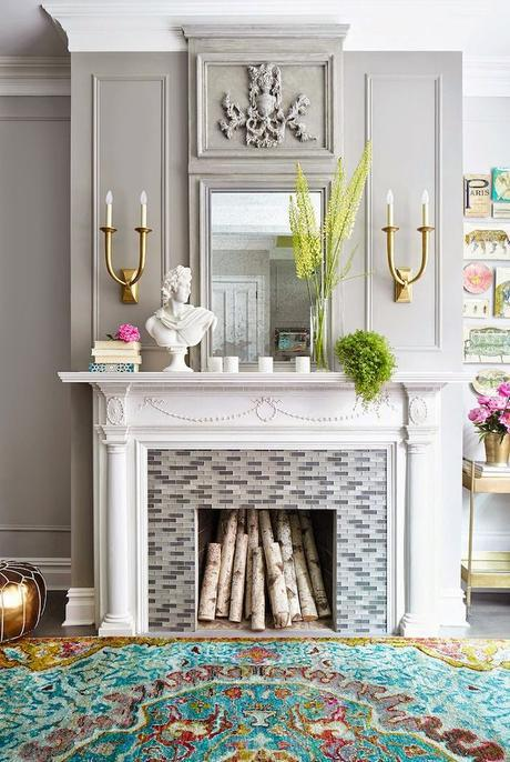 Fresh and clean - interiors that scream spring