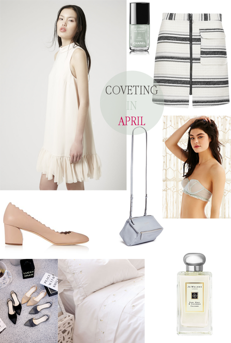 Daisybutter - Hong Kong Lifestyle and Fashion Blog: April wishlist